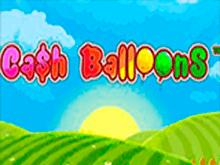 Cash Balloons – игровой автомат от Novomatic с фруктовой тематикой