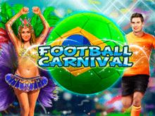 Играть в автоматы Football Carnival