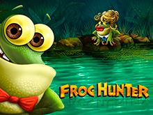 Играть в азартные игры Frog Hunter