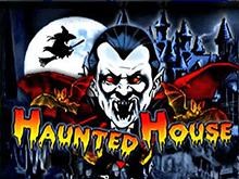 Играть в аппарат Haunted House
