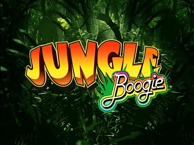 Jungle Boogie – красочный игровой автомат от Playtech