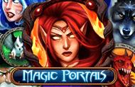 Онлайн автомат Magic Portals