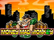 Азартная игра для удачного досуга Money Mad Monkey