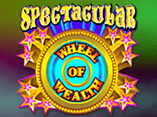 Spectacular Wheel of Wealth